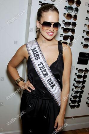 Miss Tenn USA Stormi Henley