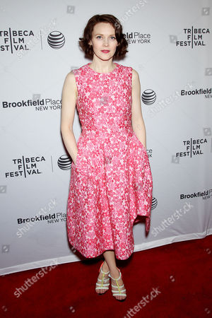 Editorial picture of 'Jimmy's Hall' film screening, Tribeca Film Festival, New York, America - 22 Apr 2015