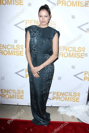 Editorial image of 2nd Annual Pencils of Promise Gala, New York, America - 25 Oct 2012