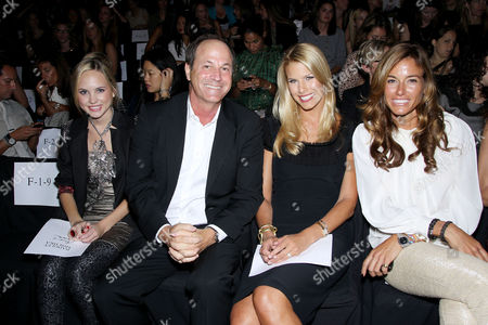 Meaghan Martin, Neil Cole (Iconix Brand Group - Chairman), Beth Ostrosky Stern, Kelly Bensimon