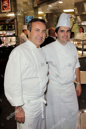 Editorial photo of 'Dinner with Chef Daniel Boulud' at Daniel, New York, America - 02 May 2012