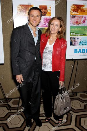Editorial photo of 'Babies' film screening, New York, America - 27 Apr 2010
