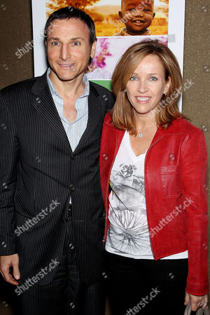 Stock Image of Michael Gelman and Laurie Hibberd