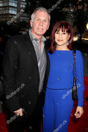 Richard Wenk and Allison Wenk