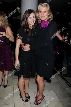 Meg Guzulescu and Molly Price