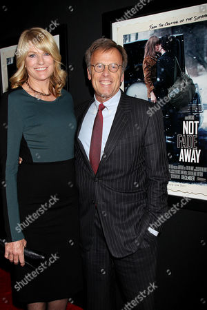 Editorial picture of 'Not Fade Away' film screening, New York, America - 18 Dec 2012