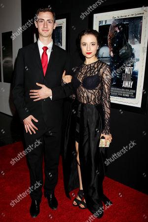 Brahm Vaccarella and Paige Welborn