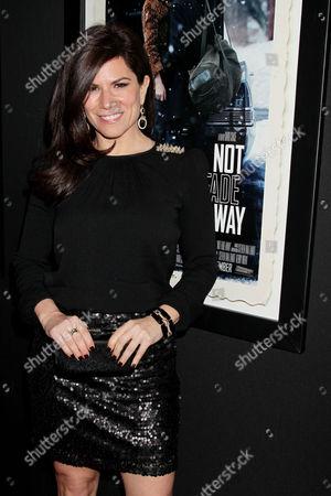 Editorial picture of 'Not Fade Away' film screening, New York, America - 18 Dec 2012