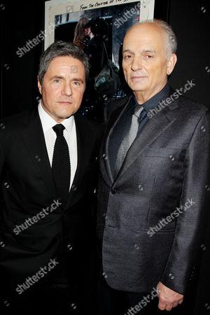 Editorial photo of 'Not Fade Away' film screening, New York, America - 18 Dec 2012