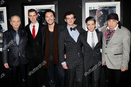 Brahm Vaccarella, Jack Huston, Will Brill, John Magaro and Steven Van Zandt