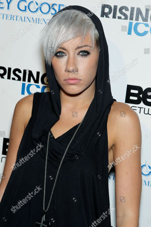 Editorial photo of Rising Icons launch party, New York, America - 27 Jul 2010