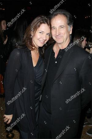 Adrianne Lobe and Mark Linn-Baker