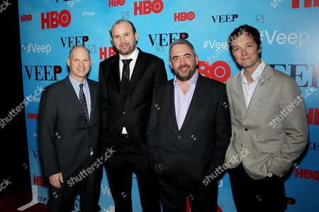 Editorial photo of 'Veep' TV series, Season 4 premiere, New York, America - 06 Apr 2015