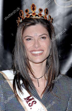 Stock Photo of Gail Kasper (Ms. America)