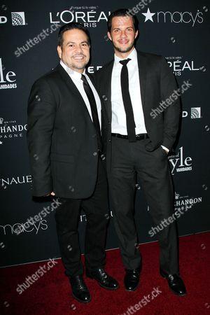 Narcisco Rodriguez and Thomas Tolan