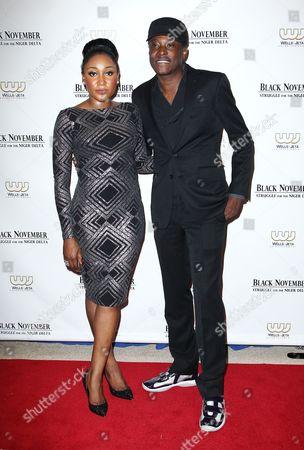 Editorial photo of 'Black November' film premiere, New York, America - 26 Sep 2012