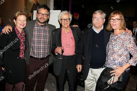 Editorial image of 'Inequality for All' film premiere, New York, America - 25 Sep 2013