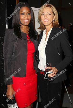 Rashida Jones and Christine Jansing