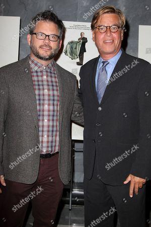 Jacob Kornbluth (Director) and Aaron Sorkin