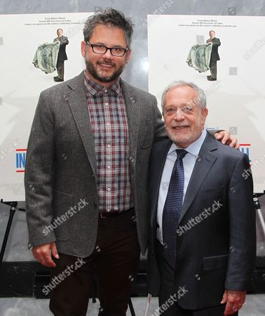 Jacob Kornbluth (Director) and Robert Reich