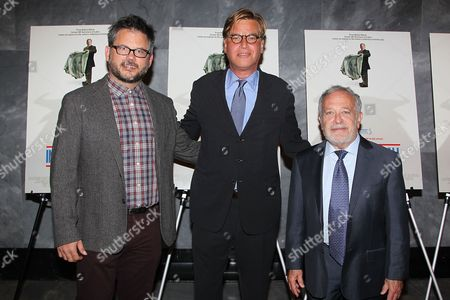 Jacob Kornbluth (Director), Aaron Sorkin and Robert Reich