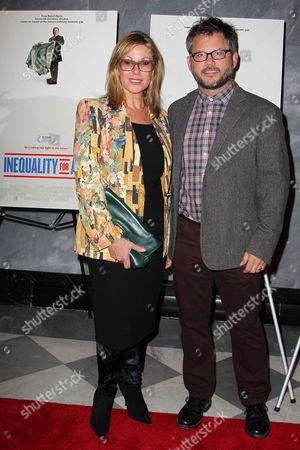 Maria Cuomo Cole and Jacob Kornbluth (Director)