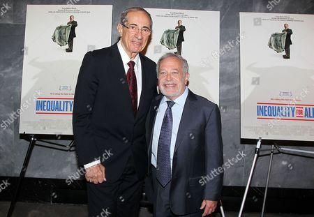Mario Cuomo and Robert Reich