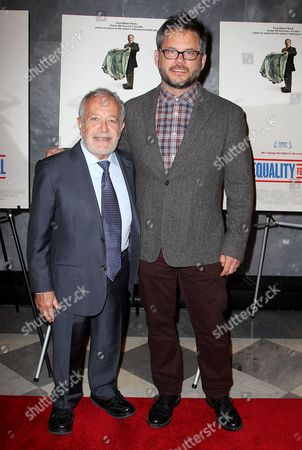 Robert Reich and Jacob Kornbluth (Director)