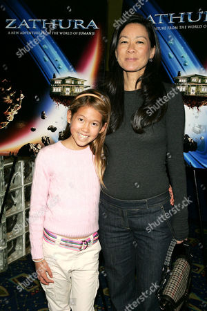 Helen Schifter with daughter Storey