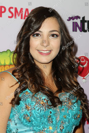 Editorial photo of J-14 Magazine hosts 6th annual 'Intune' concert at Hard Rock Cafe, New York, America - 24 Aug 2011