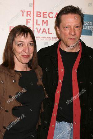 Marianne Leone, Chris Cooper