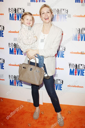 Kelly Rutherford and daughter Helena Giersch