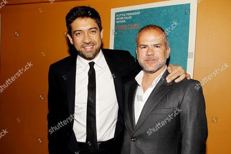 Alfonso Gomez-Rejon and Jeremy Dawson