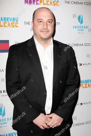 Editorial image of 'HappyThankYouMorePlease' film screening, New York, America - 02 Mar 2011