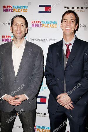 Peter Sterling and Glenn Williamson
