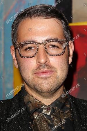 Stock Image of Ari Seth Cohen