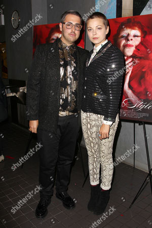 Editorial picture of 'Advanced Style' film screening, New York, America - 26 Sep 2014