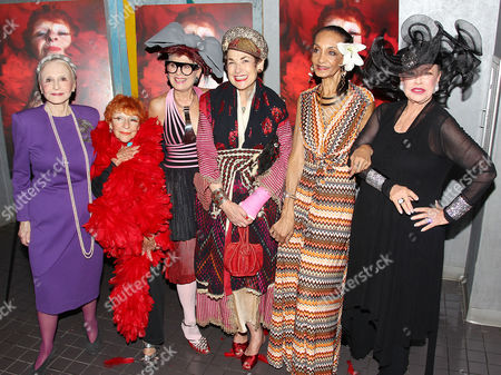 Editorial photo of 'Advanced Style' film screening, New York, America - 26 Sep 2014