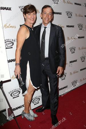 Zanne Devine and Steve Schoch