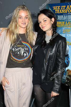 Elizabeth Gilpin and Emily Meade