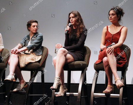Editorial picture of Q and A with the filmmakers of 'Obvious Child', New York, America - 02 Jun 2014