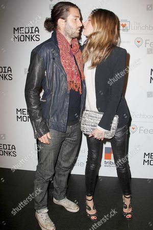 Editorial picture of The Lunchbox Fund Fall fete, New York, America - 09 Oct 2013