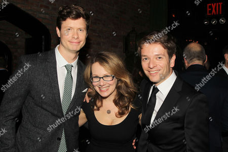 Anders Holm, Dana Fox and Christian Ditter