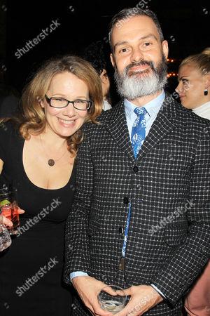 Dana Fox and Marc Silverstein