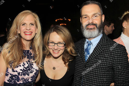 Abby Kohn, Dana Fox and Marc Silverstein