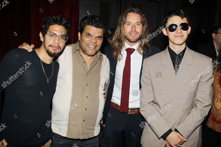 Stock Photo of Cemi Guzman, Luis Guzman, Adam Hart, Justin Kauflin