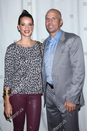 Jason Kidd and wife Joumana