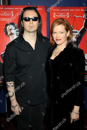 Stock Photo of Damien Echols and Lorri Davis