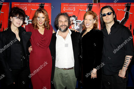 Editorial image of 'West Of Memphis' film premiere, New York, America - 07 Dec 2012