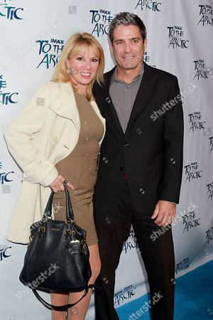 Editorial picture of 'To The Arctic' film screening, New York, America - 10 Apr 2012